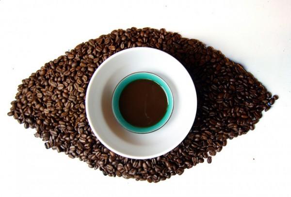 Uống cà phê giúp tăng cường thị lực