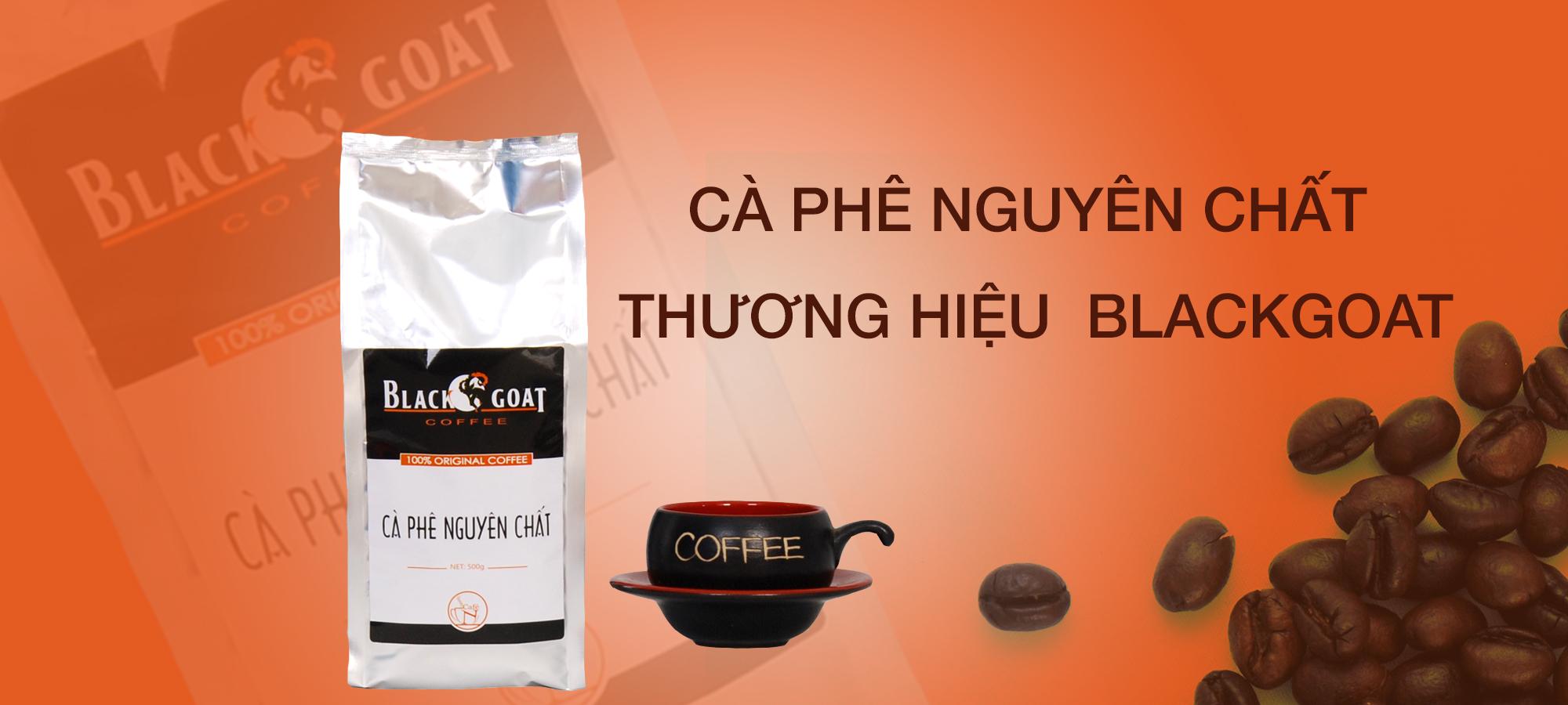 Cà phê Blackgoat
